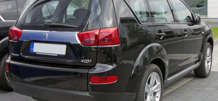 Migliori accessori per Peugeot 4007 (confort,multimedia,estetica,ricambi e altro )