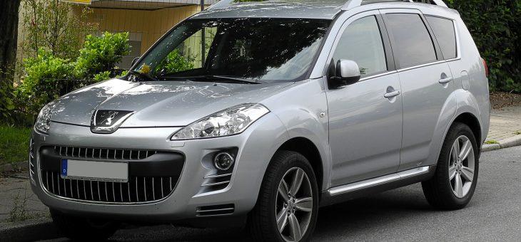 Peugeot 4007 (2007-2012) tutti i problemi e le informazioni