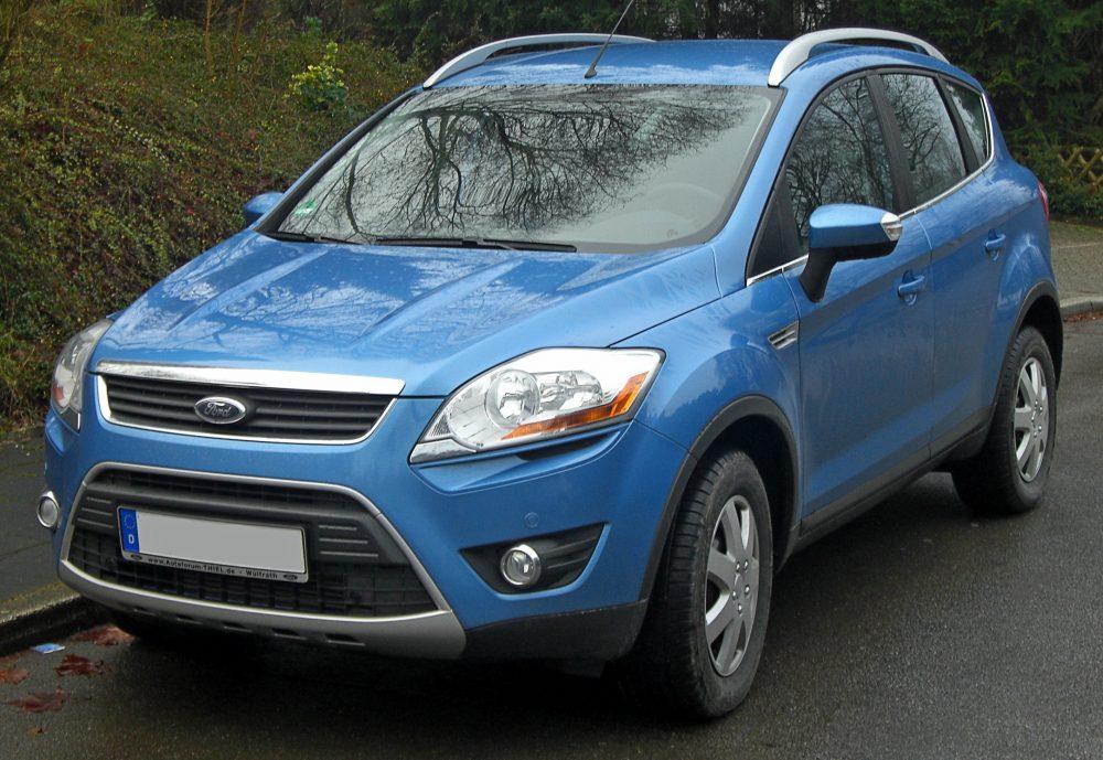 Accesorionline Protezione per Bagagliaio per Ford Kuga I 2008-2012