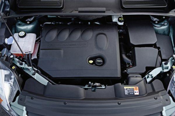problemi dei motori benzina, gpl e diesel montati su Ford Kuga