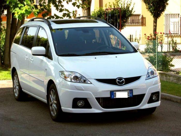 Recensione della Mazda 5 CR con tutte le informazioni, i difetti, i problemi e i costi di mantenimento