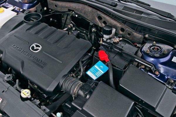problemi dei motori benzina, gpl e diesel montati su Mazda 6 GG