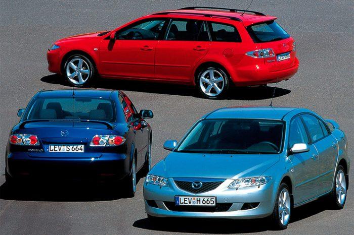 Recensione della Mazda 6 GG con tutte le informazioni, i difetti, i problemi e i costi di mantenimento