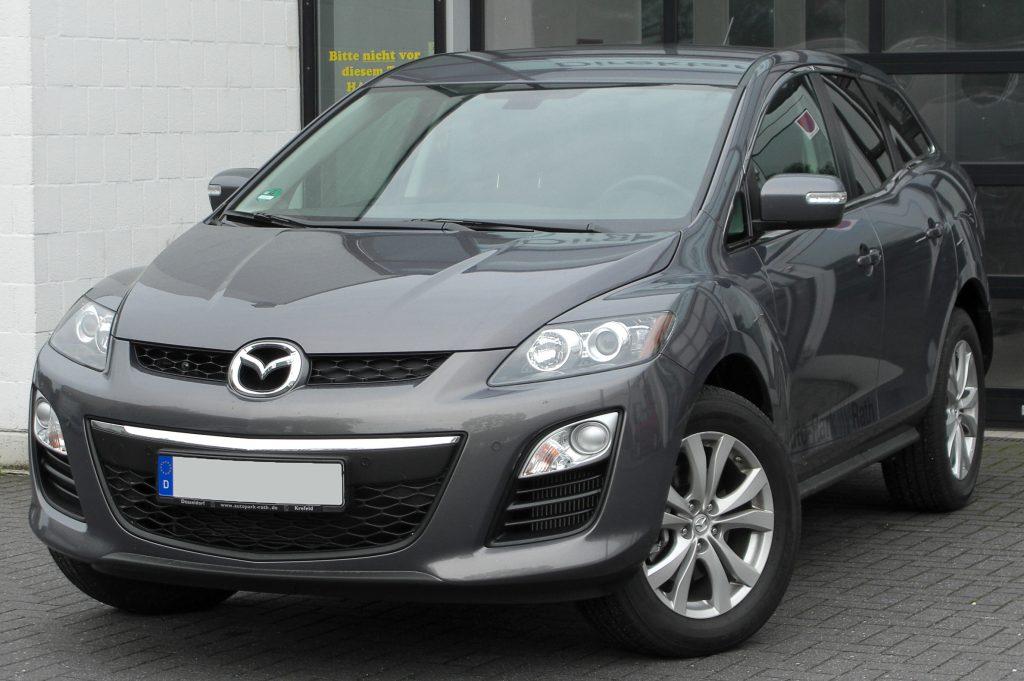 Recensione della Mazda Cx-7 con tutte le informazioni, i difetti, i problemi e i costi di mantenimento