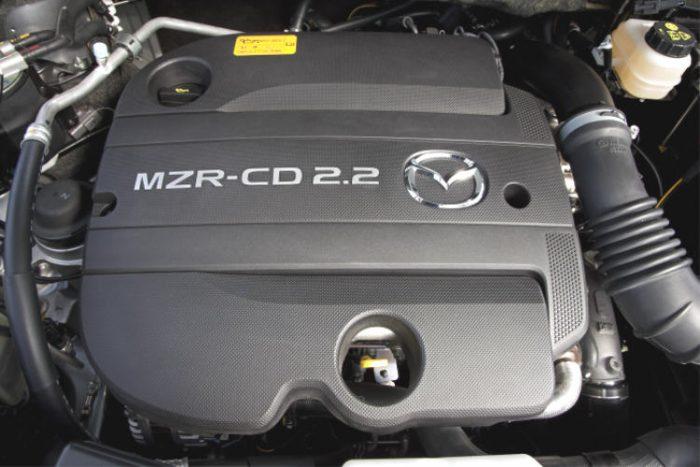 problemi dei motori benzina, gpl e diesel montati su Mazda CX-7