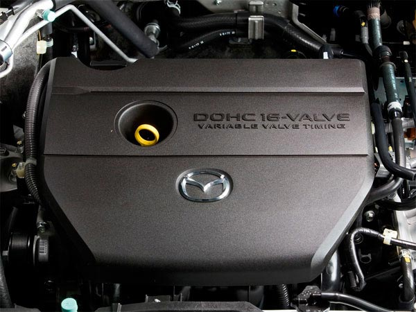 problemi dei motori benzina, gpl e diesel montati su Mazda 6 BH II