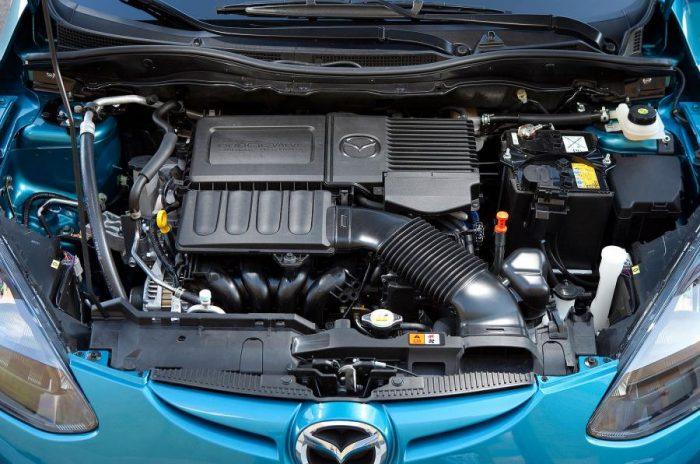 problemi dei motori benzina, gpl e diesel montati su Mazda 2 DE II