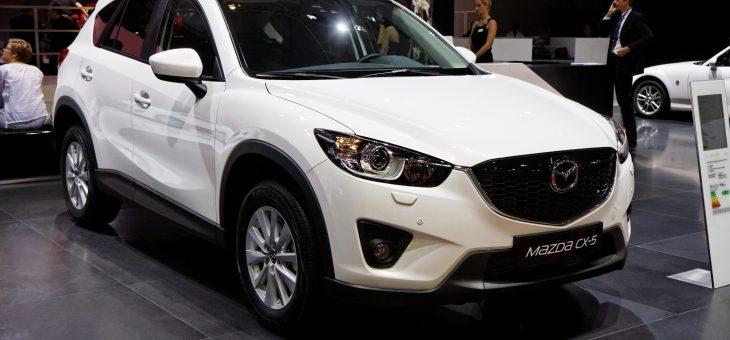 Mazda CX-5 [KE](2012-2017) Problemi, Recensione, Difetti e Informazioni