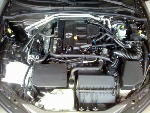 problemi dei motori benzina, gpl e metano montati su Mazda MX-5 NC III