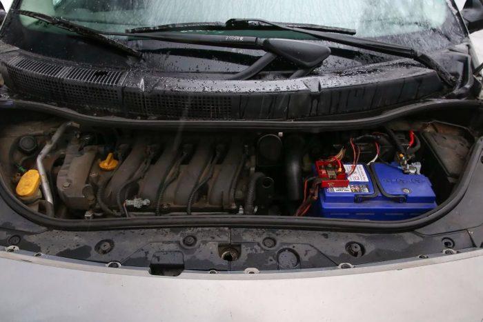 problemi dei motori benzina, gpl e diesel montati su Renault Scenic 2 II