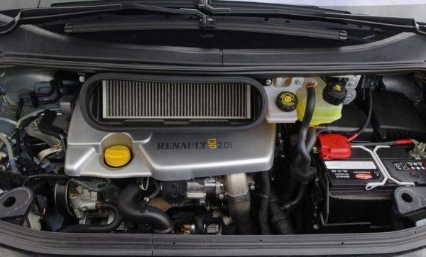 problemi dei motori benzina, gpl e diesel montati su Renault Espace IV 4
