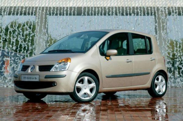 Recensione della Renault Modus con tutte le informazioni, i difetti, i problemi e i costi di mantenimento