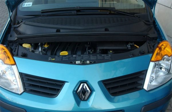 problemi dei motori benzina, gpl e diesel montati su Renault Modus
