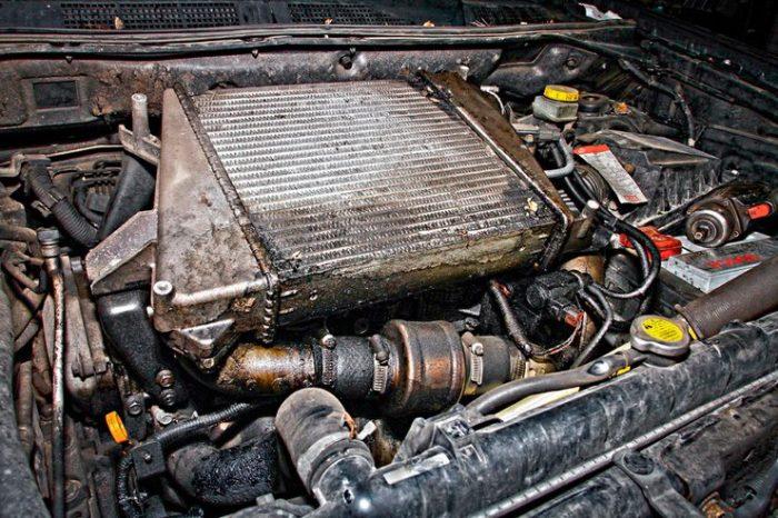 problemi dei motori benzina, gpl e diesel montati su Nissan X-Trail