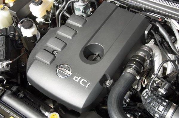 problemi dei motori benzina, gpl e diesel montati su Nissan Pathfinder 3 III