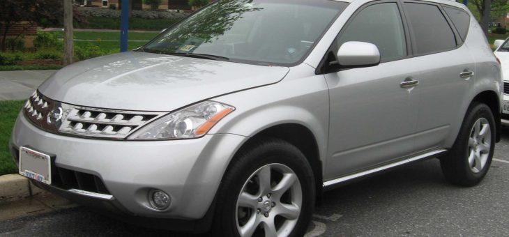Nissan Murano [Z50](2003-2007) Problemi, Recensione, Difetti e Informazioni