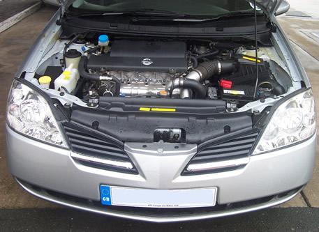 problemi dei motori benzina, gpl e diesel montati su Nissan Primera3 III