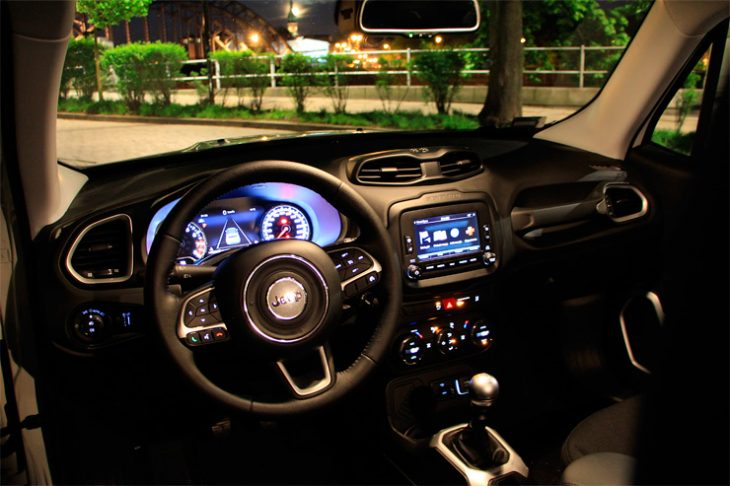 Jeep Renegade : Test e caratteristiche - Auto Esperienza