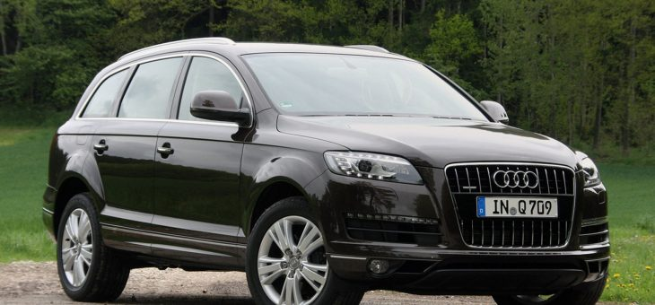 Audi Q7 (2005-2015) tutti i problemi e le informazioni