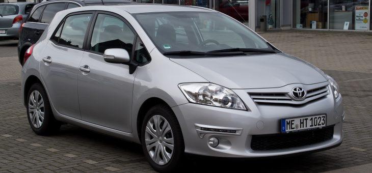Toyota Auris [E150] (2007-2012) tutti i problemi e le informazioni