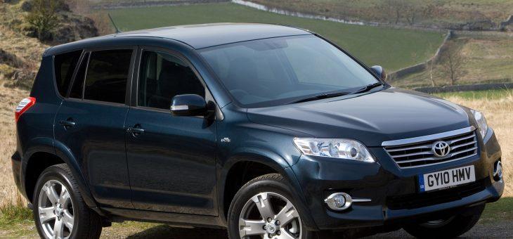 Toyota Rav4 [XA30] (2006-2013) tutti i problemi e le informazioni