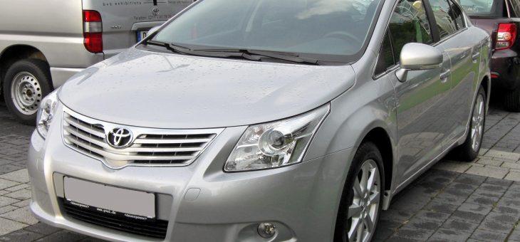Toyota Avensis III [T270] (2009-2016) tutti i problemi e le informazioni