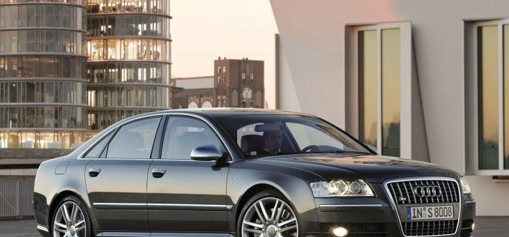Audi A8 [D3] (2002-2010) tutti i problemi e le informazioni