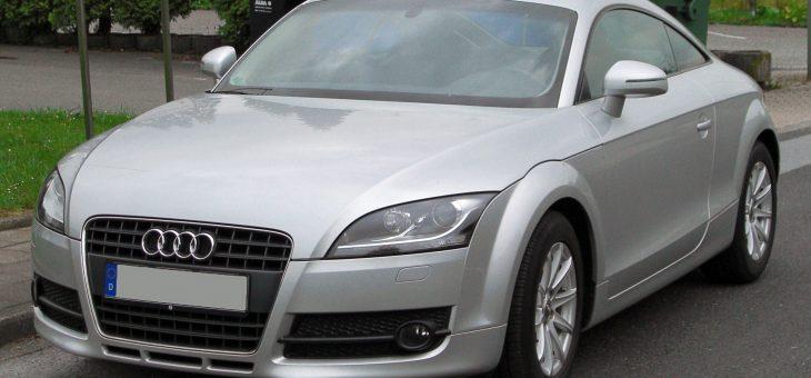Audi TT II (2006-2014) tutti i problemi e le informazioni