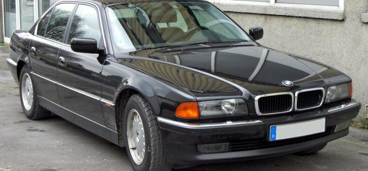 BMW Serie 7 [E38] (1994-2001) tutti i problemi e le informazioni