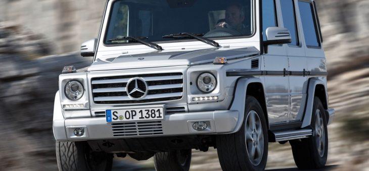 Mercedes-Benz Classe G [W463] (dal 1989) tutti i problemi e le informazioni