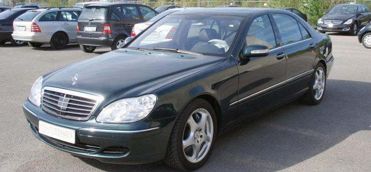 Mercedes-Benz Classe S [W220] (1998-2005) tutti i problemi e le informazioni