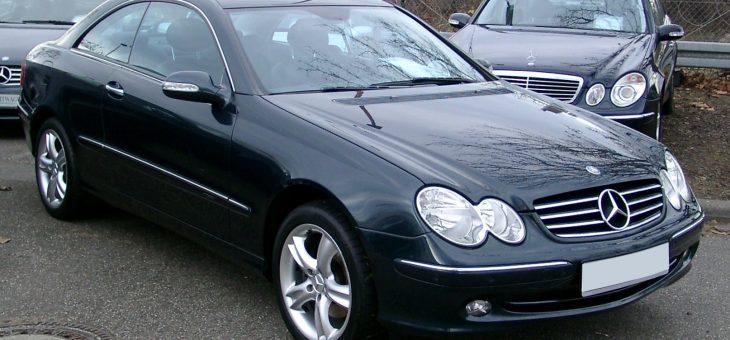 Mercedes-Benz CLK [W209] (2002-2009) tutti i problemi e le informazioni