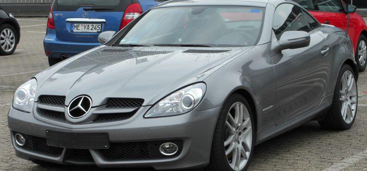 Mercedes-Benz SLK [R171] (2004-2011) tutti i problemi e le informazioni