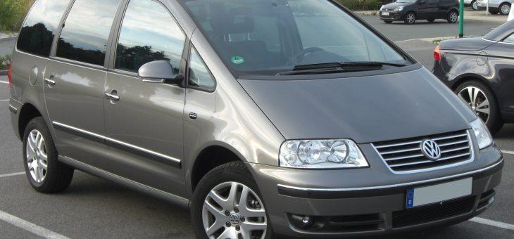 Volkswagen Sharan [7M](1995-2010) tutti i problemi e le informazioni
