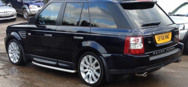 Migliori accessori per Range Rover Sport (confort,multimedia,estetica,ricambi e altro )