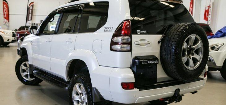 Migliori accessori per Toyota Land Cruiser Prado [J120] (confort,multimedia,estetica,ricambi e altro )