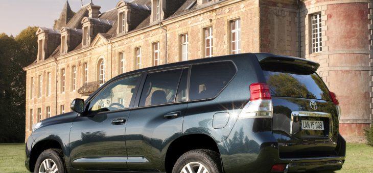 Migliori accessori per Toyota Land Cruiser Prado [J150]
