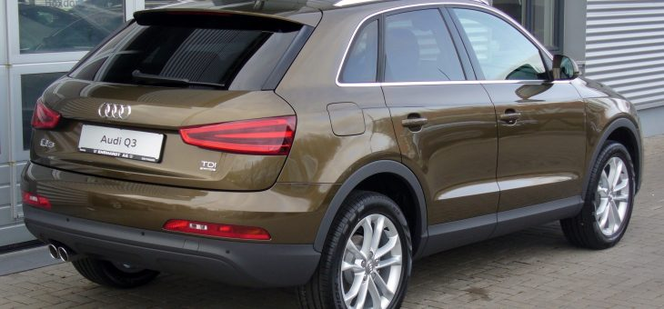 Migliori accessori per Audi Q3 (confort,multimedia,estetica,ricambi e altro )