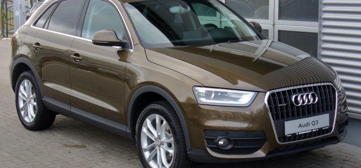 Audi Q3 (2011-2018) tutti i problemi e le informazioni