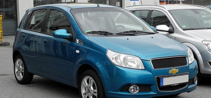 Chevrolet Aveo [T250] (2006-2011) tutti i problemi e le informazioni