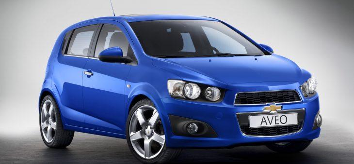 Chevrolet Aveo II [T300] (2011- ) tutti i problemi e le informazioni