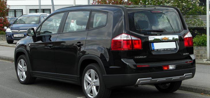 Migliori accessori per Chevrolet Orlando J309 (confort,multimedia,estetica,ricambi e altro )