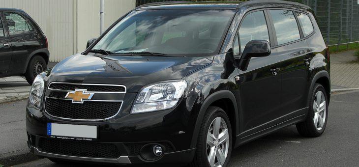 Chevrolet Orlando [J309] (2011-2018) tutti i problemi e le informazioni
