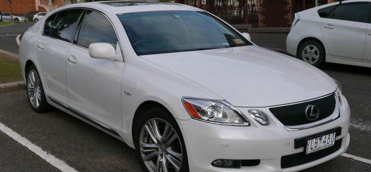 Lexus GS 3 III [S190] (2005-2011) tutti i problemi e le informazioni