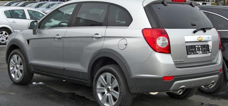 Migliori accessori per Chevrolet Captiva [C100-140] (confort,multimedia,estetica,ricambi e altro )