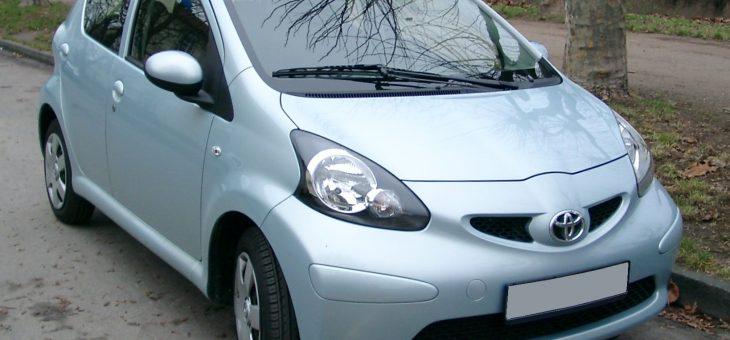 Toyota Aygo (2005-2014) tutti i problemi e le informazioni