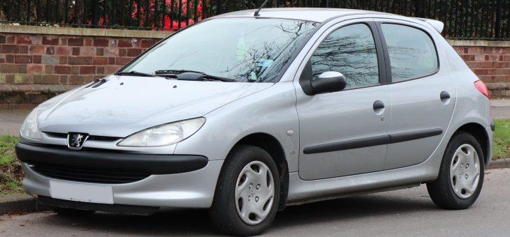 Peugeot 206 (1998-2012) tutti i problemi e le informazioni