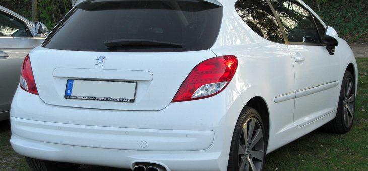 Migliori accessori per Peugeot 207 (confort, multimedia, estetica, ricambi e altro )