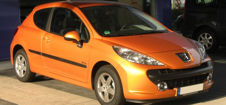 Peugeot 207 (2006-2015) tutti i problemi e le informazioni