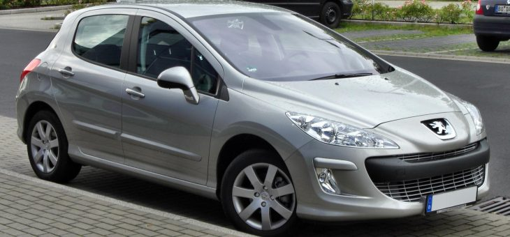 Peugeot 308 (2007-2014) tutti i problemi e le informazioni